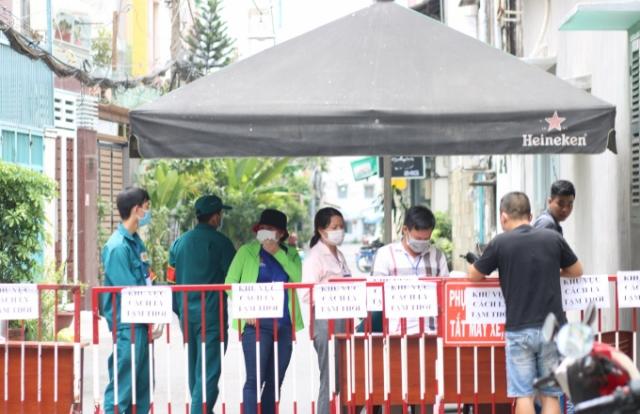 Bình Thuận không tiếp nhận người đến, về từ địa phương áp dụng Chỉ thị 16
