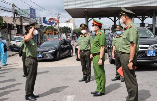 Công an tỉnh Đồng Nai nhận bằng khen của Thủ tướng Chính phủ trong công tác phòng chống dịch Covid-19