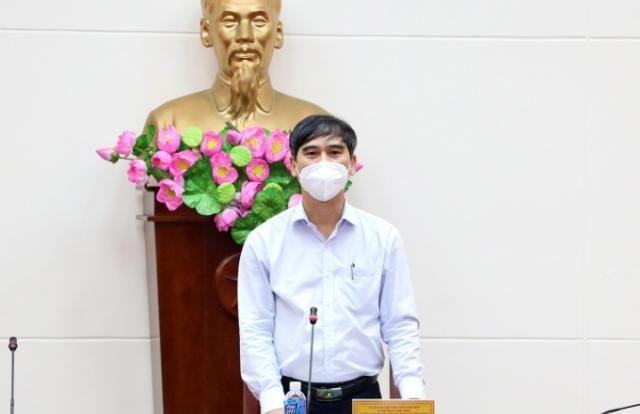 Đoàn Đại biểu Quốc hội tỉnh làm việc với UBND tỉnh Bình Thuận