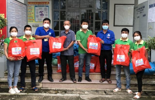 Đồng Nai có thêm một câu lạc bộ xe tình nguyện tham gia hỗ trợ nhân dân