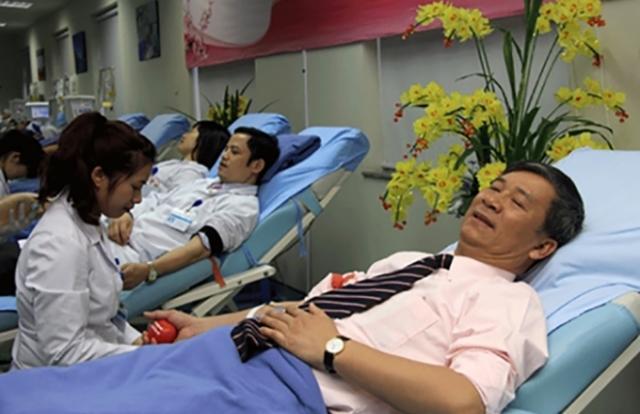 Hơn 400 bác sĩ sẽ tuyên truyền, vận động hiến máu tại các tuyến phố