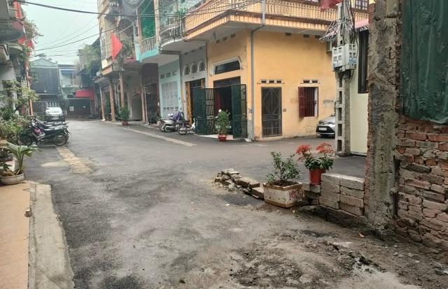 Thái Nguyên: Một hộ dân tự ý dựng nhà trên đường giao thông đã được quy hoạch?