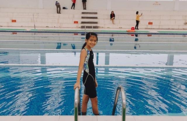 """Chuyện về một """"Hạt giống vàng"""" môn bơi lội của thể thao Bắc Giang"""
