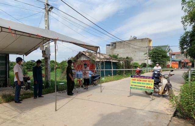 Bắc Giang: Một ngày phát hiện 9 ca F0 và 103 trường hợp F1