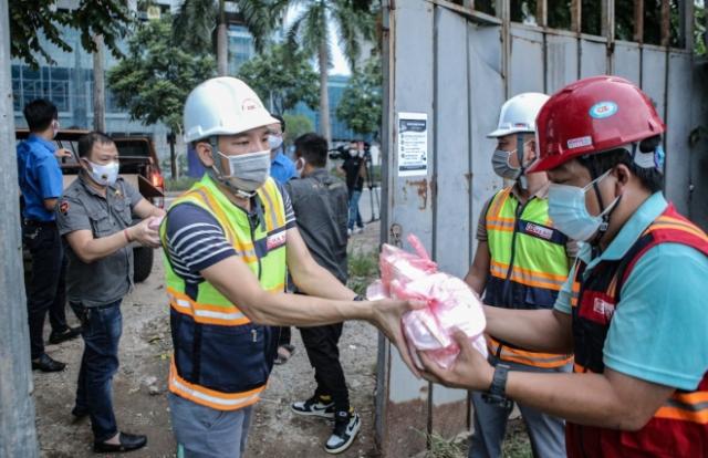 Hơn 2.800.000 người tại Hà Nội đã được hỗ trợ