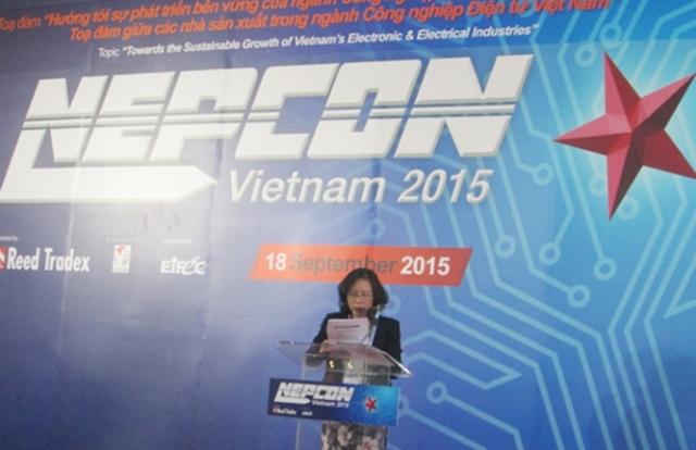 Triển lãm NEPCON VIETNAM