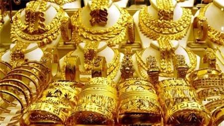 Giá vàng cuối ngày 10/10: Vàng tăng vùn vụt trở lại phiên đầu tuần