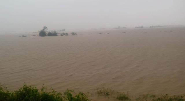 Phú Yên: 5 người mất tích do bão