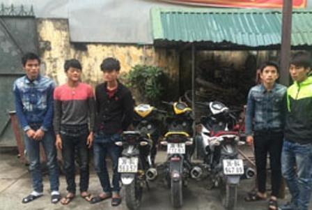 Thanh Hóa: Xóa xổ nhóm cướp giật trên quốc lộ 1A