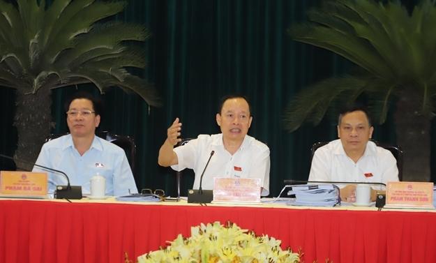 """Bí thư tỉnh Thanh Hóa bắt """"việt vị"""" Giám đốc Sở lạc đề, xử lý nặng nếu báo cáo thiếu trọng tâm"""