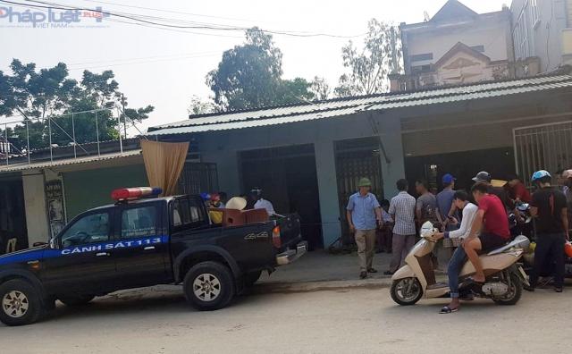 Clip hiện trường vụ nã súng truy sát người dân gây náo loạn xã Quảng Hùng