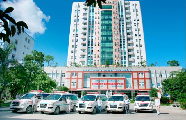 Bệnh viện Đa khoa Hợp Lực phát sinh ổ dịch mới lây nhiễm cộng đồng