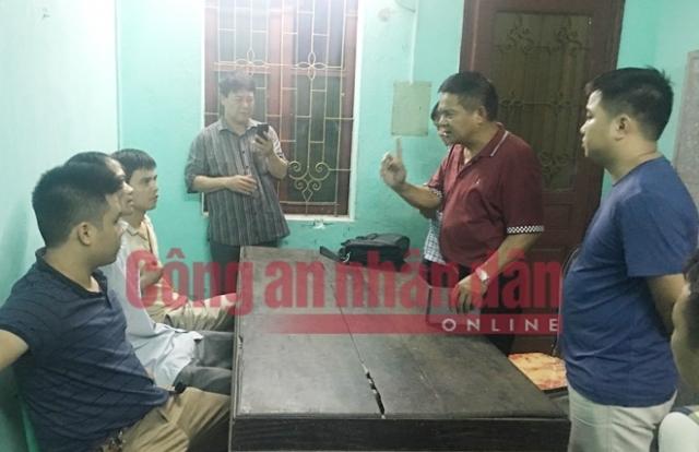 Thiếu tướng Hồ Sỹ Tiến và cuộc hỏi cung đầu tiên đối tượng gây thảm án ở Quảng Ninh