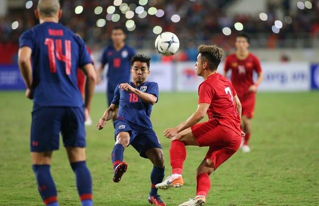 Hòa với  Thái Lan tỷ số 0-0: Việt Nam giữ vững mạch bất bại