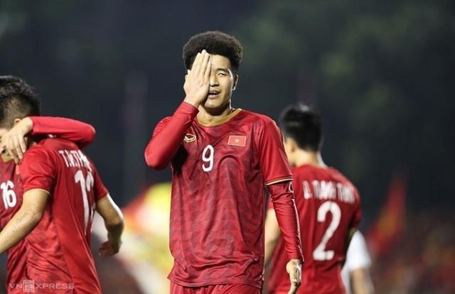 Cặp đôi 'Song sát' Chinh - Linh đi vào lịch sử bóng đá Việt Nam