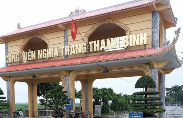 """Các cơ quan chức năng tỉnh Nam Định """"đau đầu"""" với Công ty Cổ phần dịch vụ tang lễ Hoàng Long"""