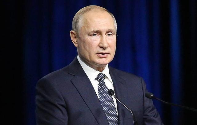 """Ông Putin nói Nga đang sản xuất những vũ khí """"độc nhất vô nhị"""""""