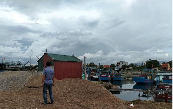 Thanh Hóa: Bến thuyền bị san lấp, ngư dân phường Hải Thanh kêu cứu