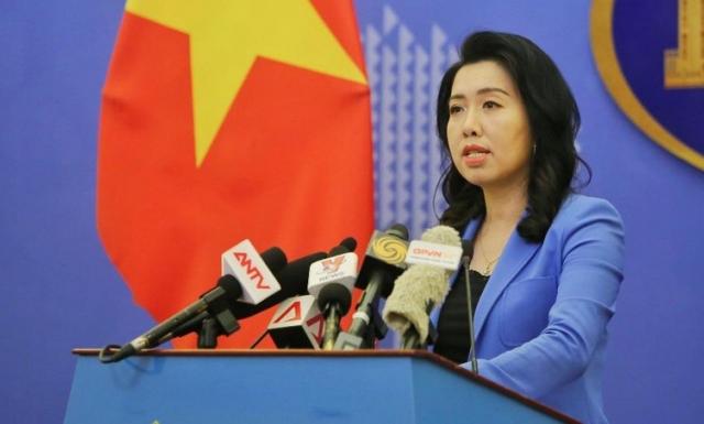 Các tàu Trung Quốc xâm phạm chủ quyền của Việt Nam
