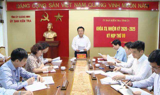 Vụ Công ty Phương Đông lấp vịnh Bái Tử Long: Uỷ ban kiểm tra Tỉnh uỷ Quảng Ninh yêu cầu kỷ luật nhiều cán bộ!