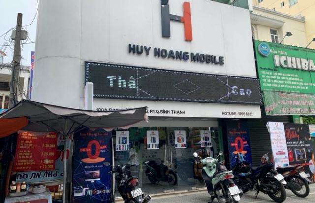 """Dấu hiệu trốn thuế: Hé lộ chiêu """"lách luật"""" để bán hàng xách tay Iphone 12 tại TP Hồ Chí Minh"""