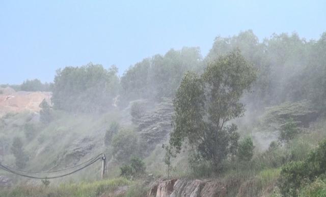 Hệ lụy từ các mỏ khai thác đá tại Đồng Nai
