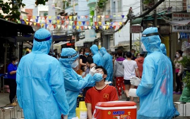 TP HCM ghi nhận thêm 36 ca nhiễm mới, 3 ca chưa rõ nguồn lây