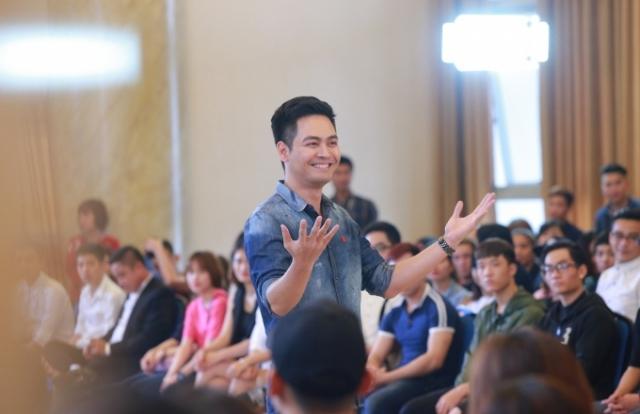 MC Phan Anh trở lại Vietnam Idol 2016
