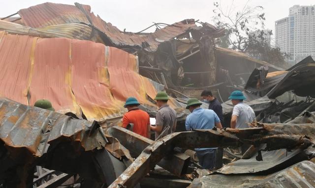 Nguyên nhân gây nên vụ hỏa hoạn kinh hoàng tại phố Đại Linh