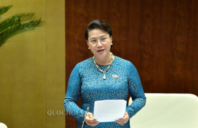 Bế mạc phiên chất vấn và trả lời chất vấn kỳ họp thứ 5, Quốc hội khóa XIV