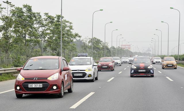 Hyundai bán hơn 33.000 ô tô tại Việt Nam trong 7 tháng