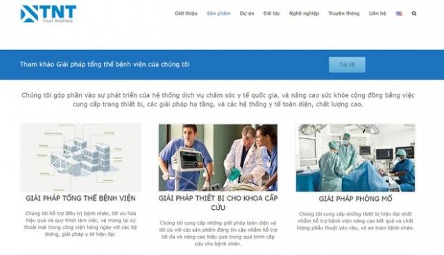 Nhà thầu từ Hà Nội trúng gói thầu thiết bị y tế gần 198 tỷ đồng tại Đồng Nai