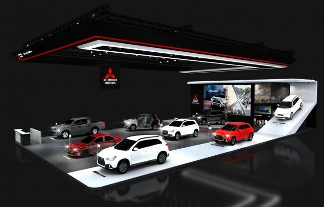 Mitsubishi sẽ giới thiệu nhiều mẫu xe mới tại VMS 2018