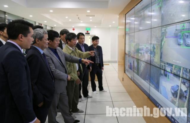 Năm 2019, Bắc Ninh đẩy nhanh tiến độ xây dựng thành phố thông minh