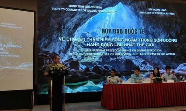Quảng Bình không chấp nhận làm cáp treo đến hang Sơn Đoòng