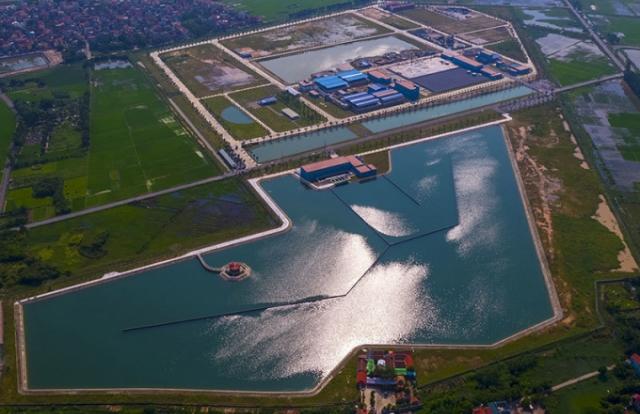 HĐND Hà Nội không thông qua dùng ngân sách bù giá nước sông Đuống