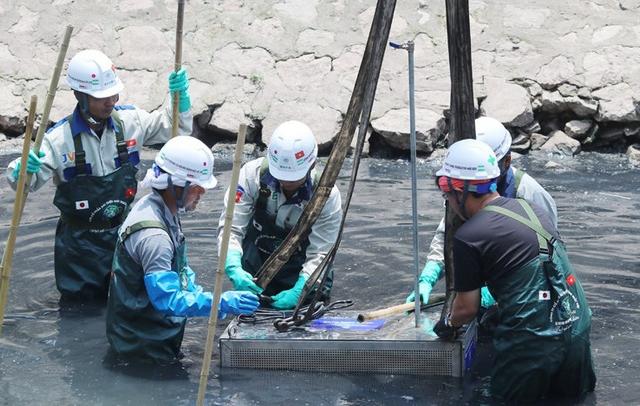 Giám đốc Sở Xây dựng phát biểu thiếu căn cứ về công nghệ làm sạch sông Tô Lịch?