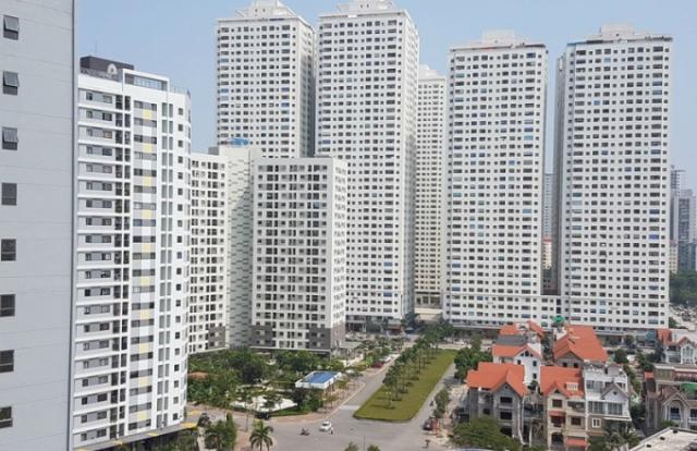 Khu nhà thấp tầng Tây Nam Linh Đàm thuộc diện miễn phép
