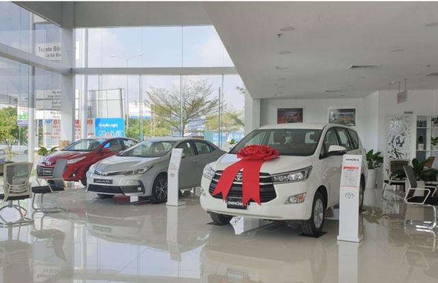 Toyota triệu hồi lượng xe kỷ lục tại Việt Nam