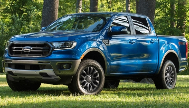 Ford triệu hồi 2.470 chiếc liên quan đến hộp số