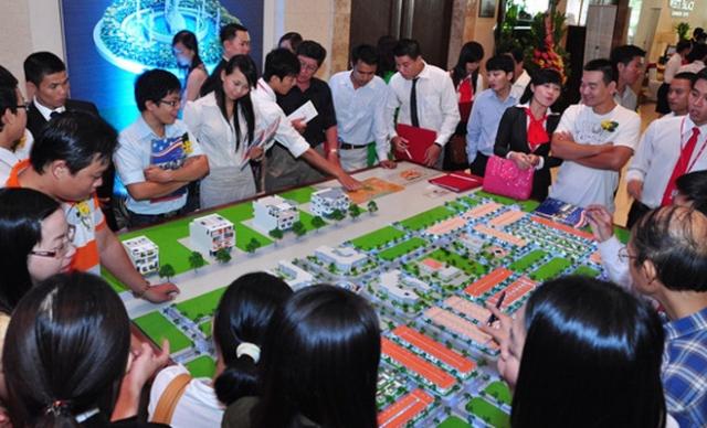 Hơn 1.000 doanh nghiệp bất động sản thành lập mới chỉ trong 2 tháng đầu năm