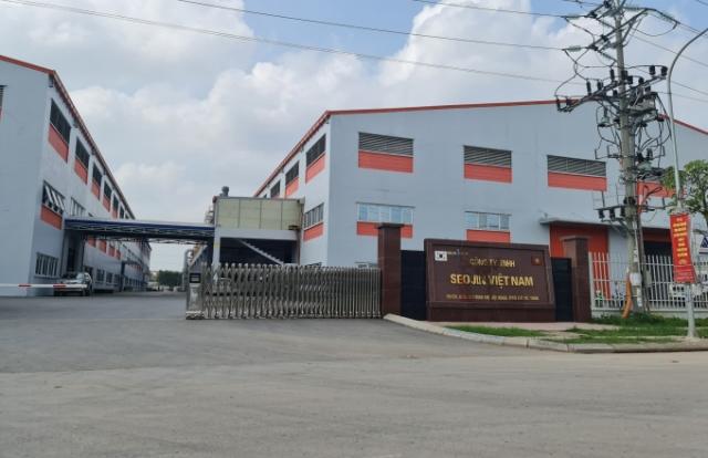 Công ty SeoJin Việt Nam: Nam công nhân bị tai nạn lao động chưa được huấn luyện an toàn, vệ sinh lao động