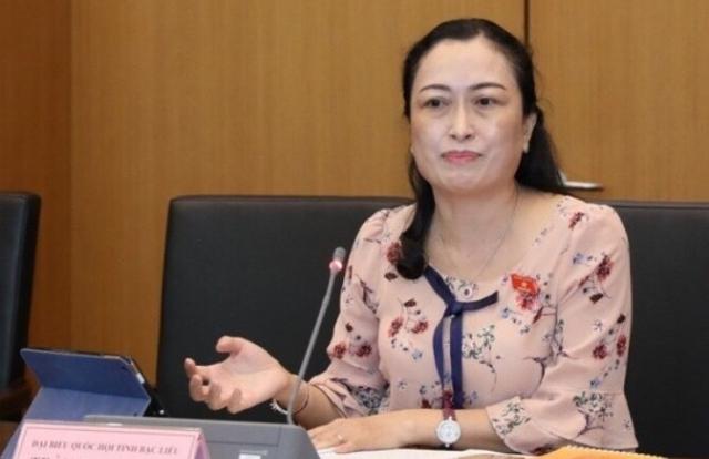 Ứng cử viên đại biểu Quốc hội khoá XV Trần Thị Hoa Ry: Chú trọng bình đẳng giới và hệ thống chính sách cho vùng đồng bào DTTS