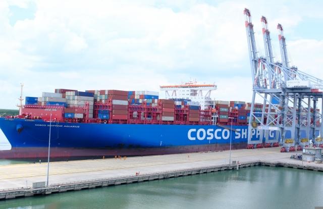 Ưu đãi phí hàng hải để thu hút tàu về Cái Mép-Thị Vải