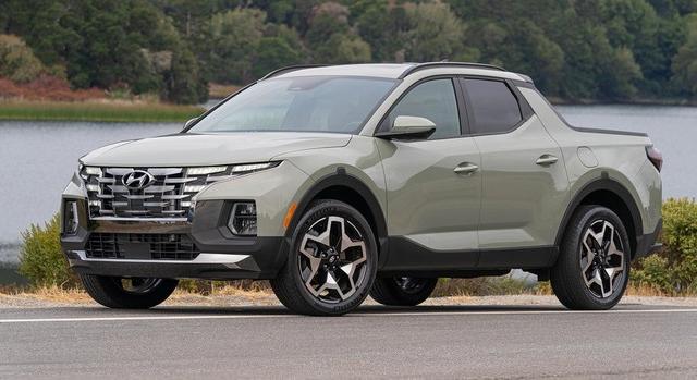Bán tải đầu tiên của Hyundai lập kỷ lục bán hàng tại Mỹ