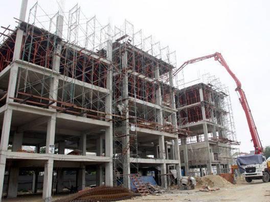 Hà Nội: Nhiều công trình vi phạm xây dựng chưa xử lý