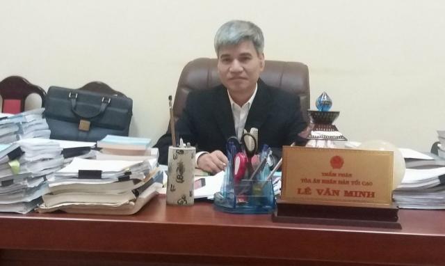 Thẩm phán TAND tối cao Lê Văn Minh: Tố cáo qua điện thoại chỉ được coi là nguồn chứng cứ