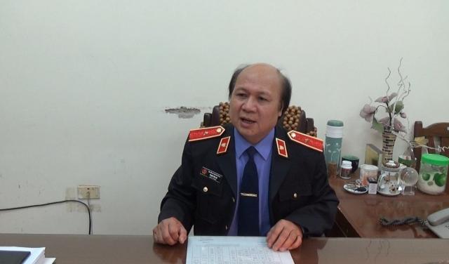 Phó vụ trưởng Vụ 7 VKSND tối cao phân tích về vụ án Châu Việt Cường