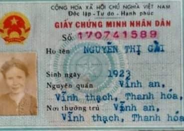 Nhiều uẩn khúc trong việc thu hồi giấy chứng tử của mẹ liệt sĩ ở Thanh Hóa?