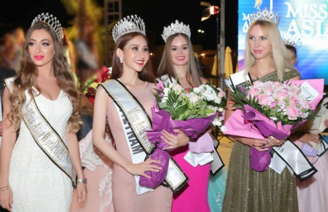 Bị chơi xấu cắt Quốc phục trước thềm chung kết, Chi Nguyễn vẫn ngoạn mục đăng quang Hoa hậu Châu Á Thế giới